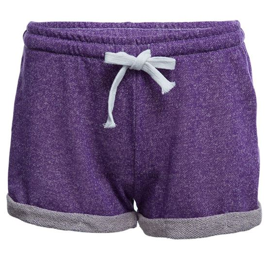 Picture of Casual Drawstring Household Crimping Shorts for Women