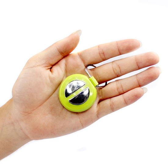 Picture of Funny Handshake Electric Shocking Key Ring Joke Trick Toy