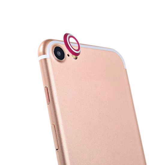 Picture of Metal Lens Protector Camera Protective Cover for iPhone 7