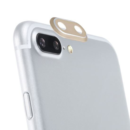 Picture of Metal Lens Protector Camera Protective Cover for iPhone 7 Plus