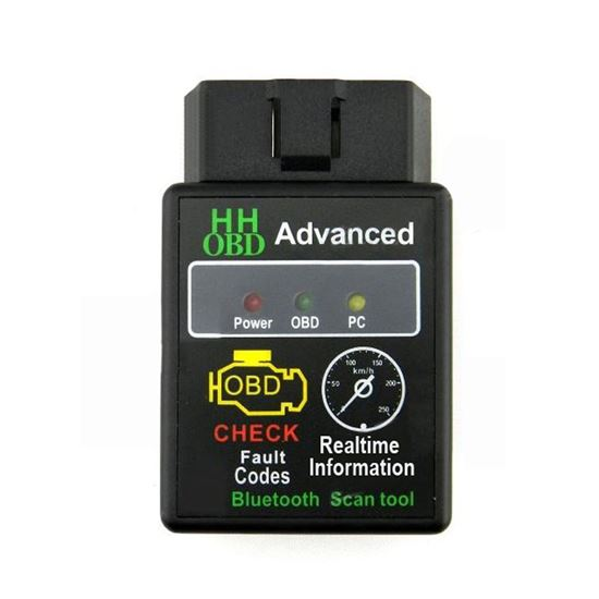Picture of Mini ELM327 Bluetooth V2.1 OBD2 Car CAN Wireless Adapter Scanner Tool