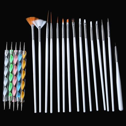 Picture of Nail Art Design Set Dotting Painting Drawing Polish Pen Tool